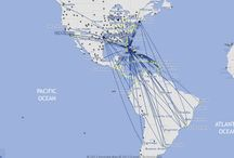 American Airlines Routes