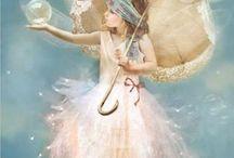 obrázky andělé a víly