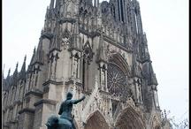 Reims rois de France
