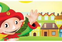 Pompi, a tűzoltó manó / Oktató mesekönyv, ami egyetlen gyerekszobából sem hiányozhat. http://pompimese.hu/