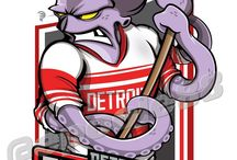 Detroid Red Wings