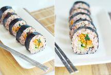 Vegan Sushi! / by Flinn Hill Manor