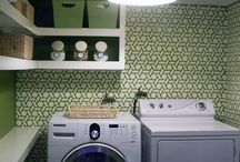 Laundry room re-do