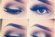 Makeup / Evreyday or Special Occasion Makeup Tips, Tricks and Ideas / by Danette Goad