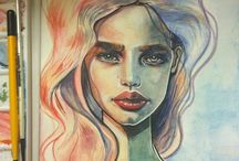Artist M J Lindo