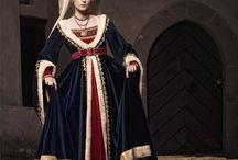 1400's Costuming