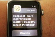 Health devices IoT