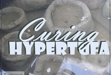 DIY HYPERTUFA / Hypertufa recipes, step by step how-to - and projects to try.