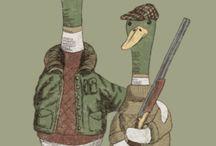 Duck it!!! / by Mary (Darden) Feddersen