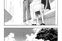 Anime & Manga : Kiss Scene / All kiss scene. [WARNING!!!] Contains some YAOI (boyxboy) kiss. Ehe. Because, normal kiss between girl and boys is boring, right? Gehee.