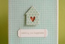 Cards - New Home / DIY New Home cards