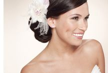 BRIDAL HAIRPIECES/VEIL  - INSPIRATION / my inspiration