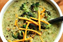 Soups / Delicious and Nutritious