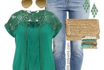 Danielle's style / by Cierra Howard