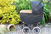 Perambulator / How can you not love these baby carriages?! / by Elemental Child
