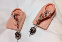 Kashmiri Collection / A collection of beautiful ethnic earcuffs https://www.etsy.com/shop/ElegantEarCuffs?section_id=15639955