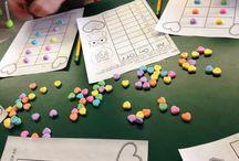 Valentine's Day: Kindergarten