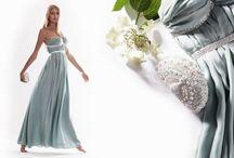 SILK & HONEY Evening Couture / Silk & Honey designs