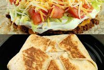 Wraps/Tortillas