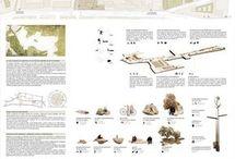 impaginazione tavole architettura