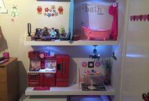 American Girl Storage