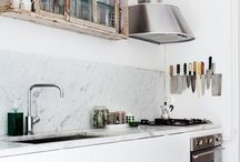 Marble kitchen 30's
