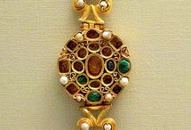 Ancient Emeralds / Inspiration of Roman, Greek and Ancient jewellery designs to inspire May Birthstone
