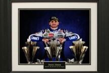 Autographed Auto Racing Memorabilia