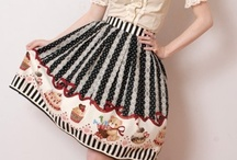 kawaii: Fashion: Lolita