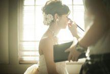 wedding hair-make* / ヘアメイク / 結婚式の参考になる、ヘア・メイクなどのトレンドやアイデアををお届けします♡
