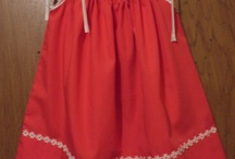 Girl's dresses
