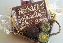 chocolade cadeau pakketen