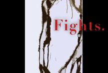 NEW NOVEL, 'FIGHTS' / My latest contemporary auto. novel. check out christyheron.com for news and excerpts!   thanks!