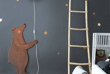children room stars
