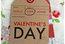 Valentine's / by Angella Ungethiem