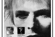 DAVID BOWIE POSTERS / CONCERT POSTERS FROM THE AMAZING CONCERT HISTORY FROM DAVID BOWIE