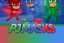 pj masks party