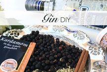 gin diy