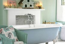 Mirrors, Tubs, and Tables