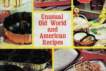COOKING INFO, RECIPE BOOKS, INSTRUCTIONS