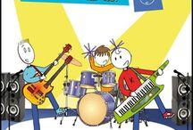 Scrivi una canzone! / La prima graphic novel che è pure un manuale che ti insegnerà a comporre una canzone! Herr Kompositor - Scrivi una Canzone!, Edizioni Curci