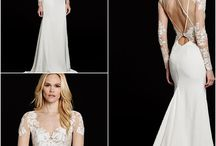 anna bé :: Hayley Paige / wonderful images of one of our favorite wedding dress lines, Hayley Paige!
