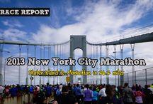New York Marathon / Running the 2013 New York marathon
