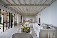Calvin Klein's home