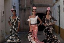 Flamenco divat