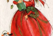 Christmas ideas and illustrations
