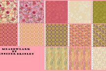 Meadowlark - dist. by Studio E / Great fabrics for the coming season / by Material Mart
