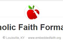 Catholic Faith Formation Boards / All of my professional/work related boards.