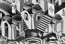 Escher & kunst