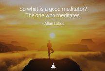 Visual Meditation Quotes